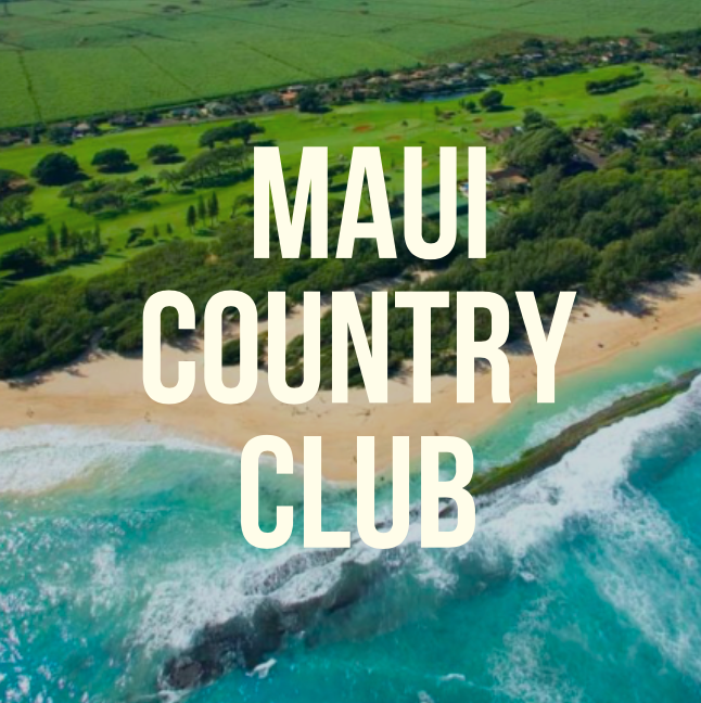 Maui Country Club