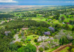 Overview of Upcountry Maui